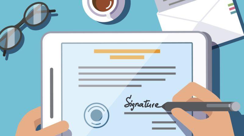 Abolizione procura firma digitale